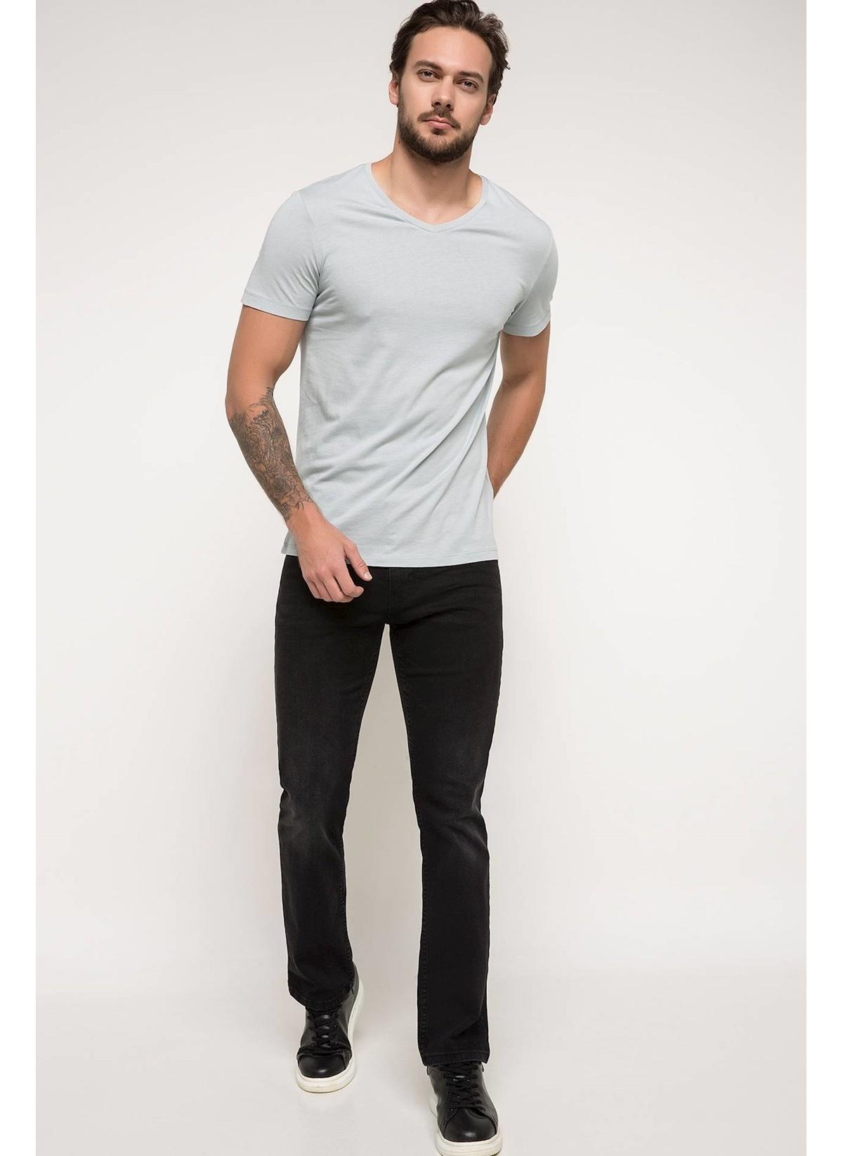 Defacto Sergio Regular Fit Denim Pantolon H9587az18spnm40jean Pantolon – 69.99 TL